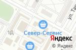 Схема проезда до компании Сетка34 в Волгограде