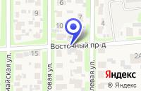 Схема проезда до компании МАГАЗИН № 71 ПРОДУКТЫ в Перевозе