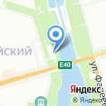 Комитет по жилищной политике на карте Волгограда