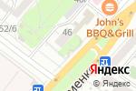 Схема проезда до компании Продуктовый магазин в Волгограде