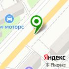 Местоположение компании АСТРА ПАК - цветочный магазин