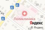 Схема проезда до компании Поликлиника в Краснослободске