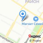 Волготехмаш на карте Волгограда