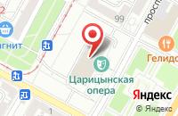 Схема проезда до компании Пятерочка в Черепаново