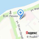 Гарант-Жильё на карте Волгограда