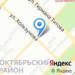 Хозяйка на карте Волгограда