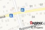 Схема проезда до компании Кружка в Краснослободске