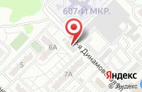 Схема проезда до компании Издательско-Торговый Дом «Корифей» в Волгограде