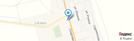 Торгово-ремонтная компания на карте Больших Чапурников
