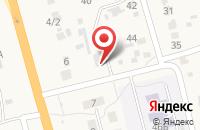 Схема проезда до компании Почтовое отделение №174 в Больших Чапурниках
