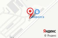 Схема проезда до компании Австропласт в Волгограде