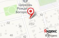 Схема проезда до компании Администрация Большечапурниковского сельского поселения в Больших Чапурниках