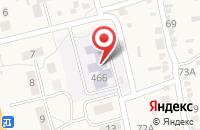 Схема проезда до компании Золотой петушок в Больших Чапурниках