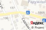 Схема проезда до компании Магазин автозапчастей в Краснослободске