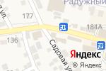Схема проезда до компании Магазин автотоваров в Краснослободске