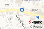 Схема проезда до компании Шиномонтажная мастерская в Краснослободске