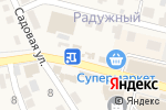 Схема проезда до компании Магазин в Краснослободске