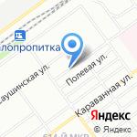 ПИТ на карте Волгограда