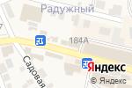 Схема проезда до компании Магазин разливного пива в Краснослободске