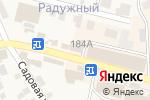Схема проезда до компании Магазин мясной продукции в Краснослободске