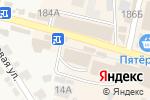 Схема проезда до компании Для Своих в Краснослободске