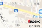 Схема проезда до компании Семья в Краснослободске