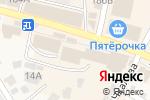 Схема проезда до компании Ювелирная мастерская в Краснослободске