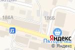 Схема проезда до компании Масяня в Краснослободске