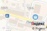Схема проезда до компании Красотка в Краснослободске
