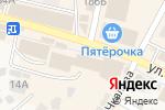 Схема проезда до компании TELE2 в Краснослободске