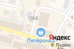 Схема проезда до компании Магазин солнцезащитных очков в Краснослободске