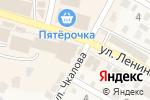 Схема проезда до компании Окна и двери 34 в Краснослободске
