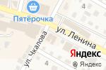 Схема проезда до компании Комфорт в Краснослободске