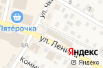 Схема проезда до компании Банкомат, Сбербанк, ПАО в Краснослободске