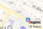 Схема проезда до компании ЭЛЕКТРИК.А в Краснослободске