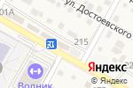 Схема проезда до компании FriedPizza в Краснослободске