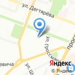 Тракторозаводское территориальное управление департамента по образованию на карте Волгограда