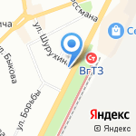 Gold Life на карте Волгограда
