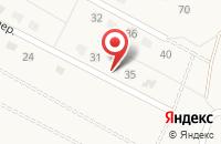 Схема проезда до компании Заречье в Краснослободске