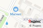 Схема проезда до компании Мои Документы в Краснослободске