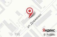 Схема проезда до компании Нижегородский Завод  в Волгограде