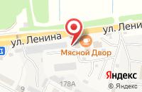 Схема проезда до компании Доступная роскошь в Краснослободске
