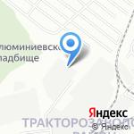 Мовитек на карте Волгограда