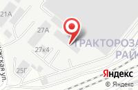 Схема проезда до компании Гидроэлектромаш в Волгограде