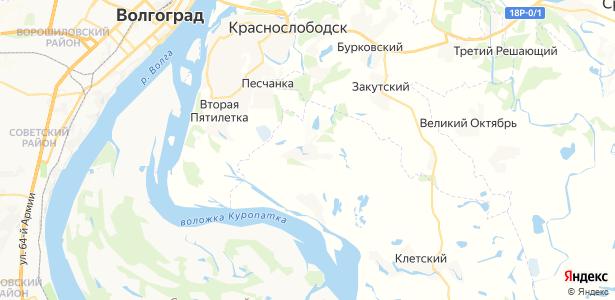 Ямы на карте