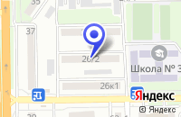 Схема проезда до компании АПТЕКА ХАИР во Владикавказе