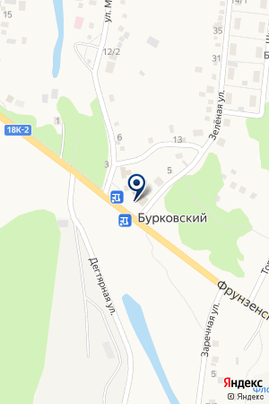МотоМир+ на карте Бурковского