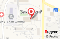 Схема проезда до компании Среднеахтубинская ДЮСШ во Второй Пятилетке