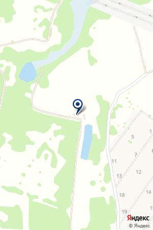 Параллель на карте Бурковского