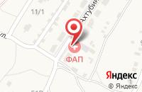 Схема проезда до компании Фельдшерско-акушерский пункт в Лебяжьей Поляне